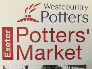 Exeter Potters Market 2019