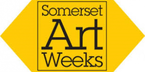 Somerset Art Weeks signs
