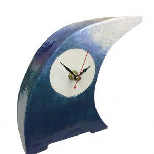 New Wave Ceramic Clock